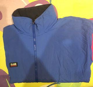 Cazadora Slam azul talla XL