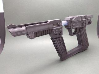 Prop replica pistola laser serie V Los Visitantes