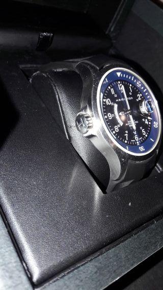Reloj Hamilton Navi