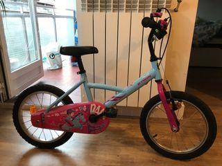 Bicicleta infantil de 5 a 8 años