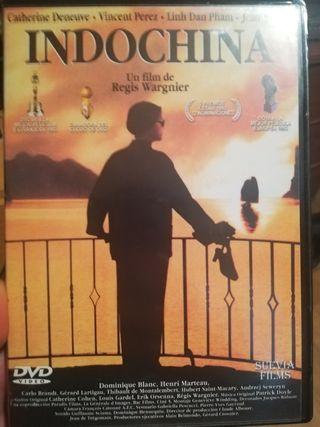 vendo película DVD Indochina Oscar mejor peli