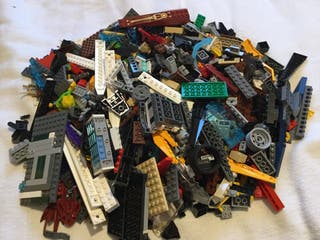 Bundle of Genuine Lego