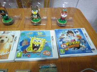 Nintendo 3DS lote