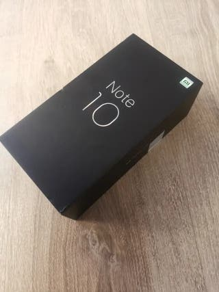 Xiaomi mi note 10 128Gb precintado libre
