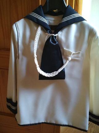 traje de marinero comunión