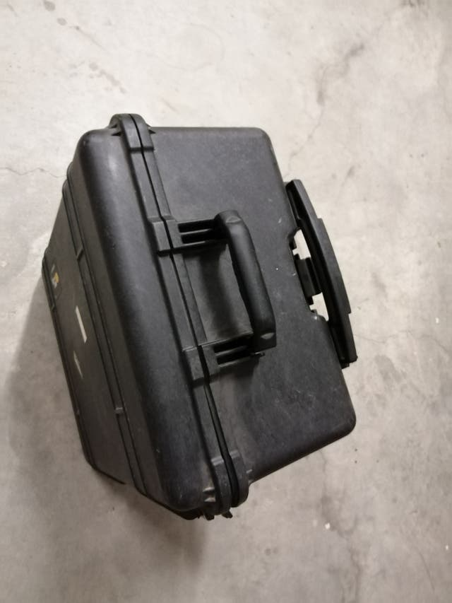 Maleta trolley caja equipos herramientas