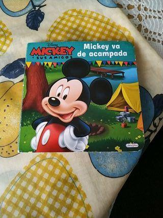 Cuento Mickey