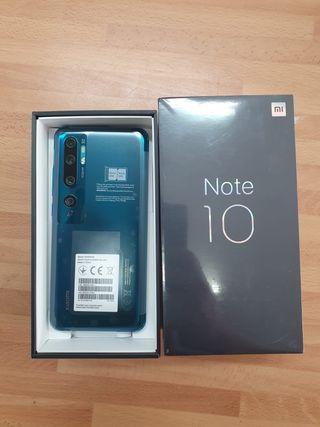 Xiaomi Mi Note 10 nuevo