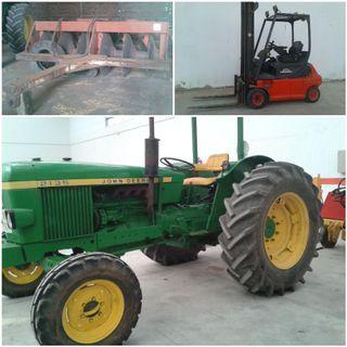 Lote de máquinas por tractor 150/180cv