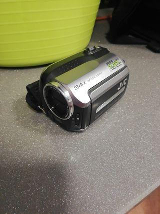 Video cámara JVC GZ-MG130E