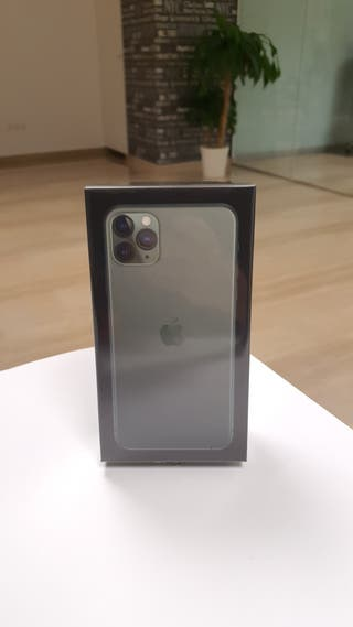 IPHONE 11 PRO 256GB PRECINTADO Verde