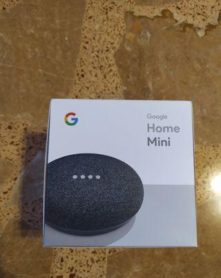 Google Home Mini (NUEVO)