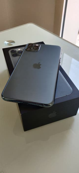 IPHONE 11 PRO MAX 256GB VERDE