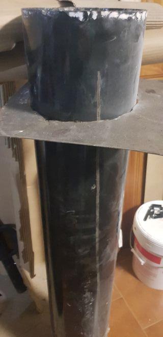 tubos de chimenea