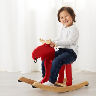 Balancin alce rojo reno EKORRE Ikea