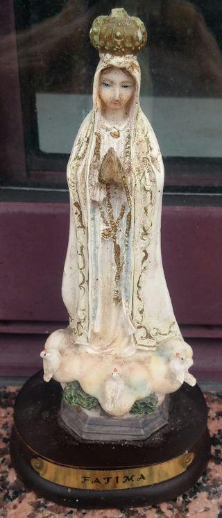 Figura de la Virgen de Fátima, Mediados S. XX