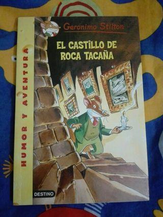 libro juvenil El Castillo de la Rica Tacaña
