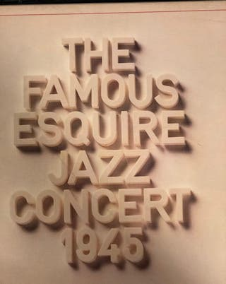 THE FAMOUS ESQUIRE JAZZ CONCERT 1945 (3 LP vinilo)