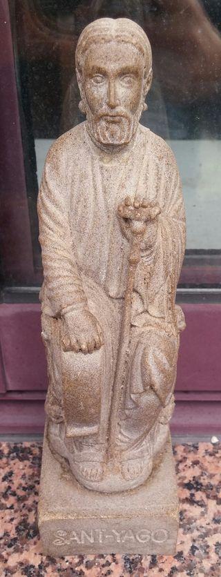 Figura de Santiago Apóstol, Mediados S. XX