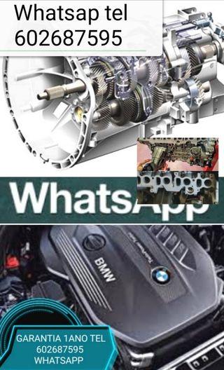 Motor Bmw caja turbo bmw tel 604254760