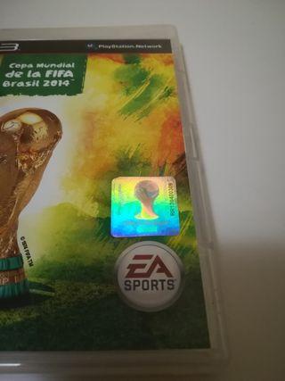 FIFA 2014 BRASIL PS3