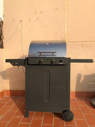 "Barbacoa de gas ""barbecook brahma 3.0 inox"""