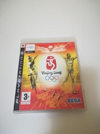 BEIJING/PEKIN 2008 PS3