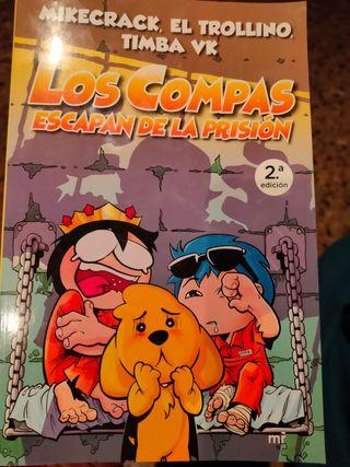 Los Compas Escapan de la prisión 2 edición