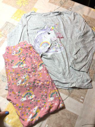 Pijama unicornio