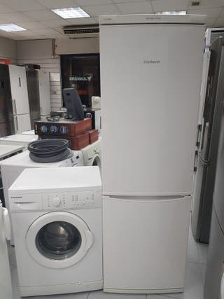 oferta nevera + lavadora + garantia