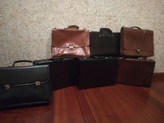 Maletines y portafolios