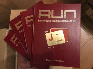 RUN Enciclopedia Práctica del SPECTRUM 832 pags