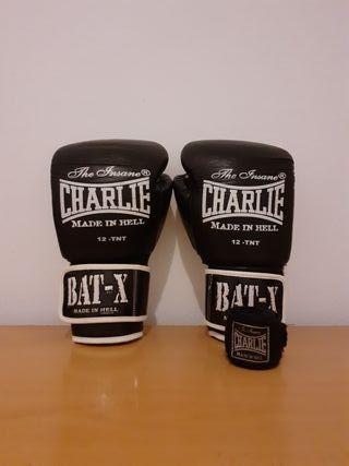 Guantes de boxeo Charlie Bat X