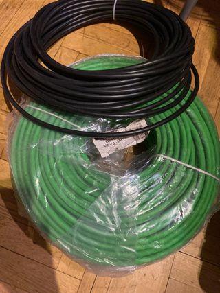 Rollo cable 4x1,5mm (verde)100metros