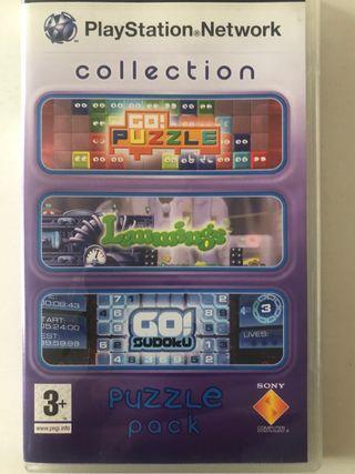 Juego para PSP - PlayStation Network collection