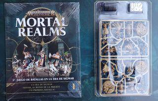 Mortal Reals Warhammer n°1