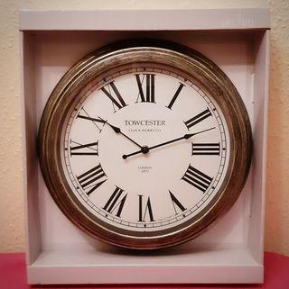 Reloj de pared, 355mm diámetro
