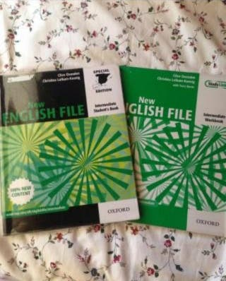 2 libros inglés B1