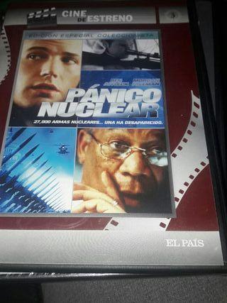 panico nuclear