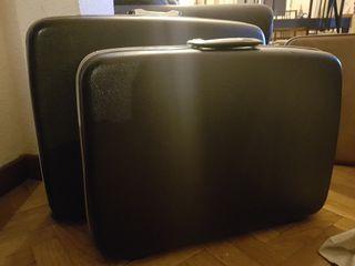 juego de maletas antiguas samsonite