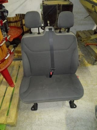 ASIENTO COPILOTO VIVARO TRAFFIC PRIMASTER DOBLE