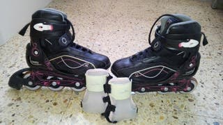 PATIN FITNESS MUJER FIT500
