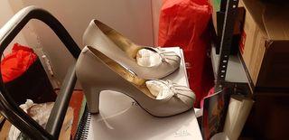 Zapatos de novia t 38