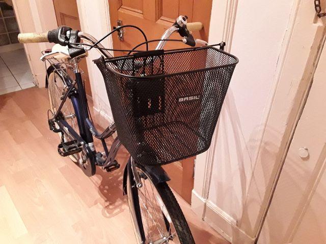 Vintage classic style ladies bike