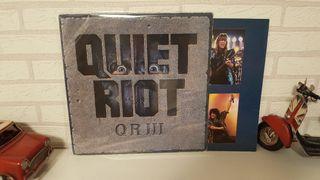 Disco de vinilo lp Quiet RiotQR II 1986