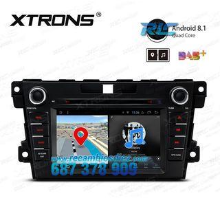 """RADIO GPS 7"""" PANTALLA TÁCTIL Mazda"""