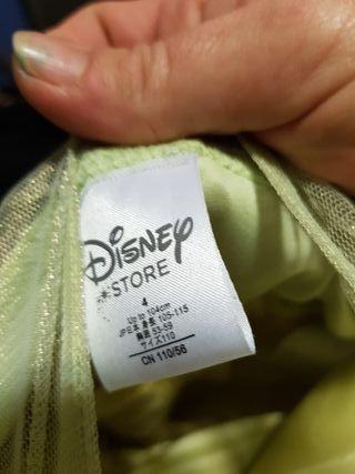 Disfraz campanilla niña Disney talla 4