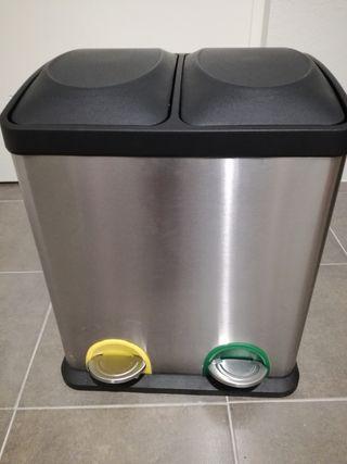cubo reciclar