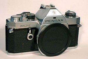 Camaras pentax k1000 y mx