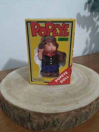Mechero Vintage Popeye Coleccionismo